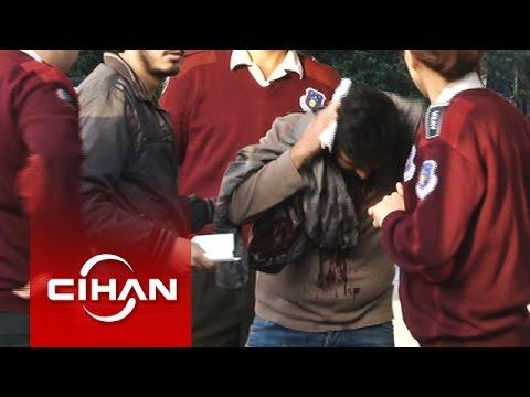 İstanbul Üniversitesi'ndeki öğrenci kavgasında kan aktı