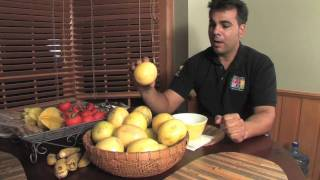 Passion Fruit with The Tropical Fruit Growers of South Florida