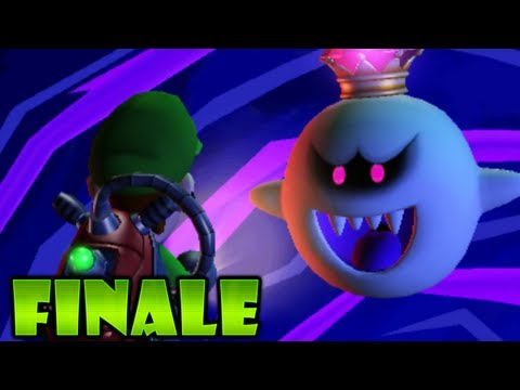 Luigi's Mansion: Dark Moon - FINALE