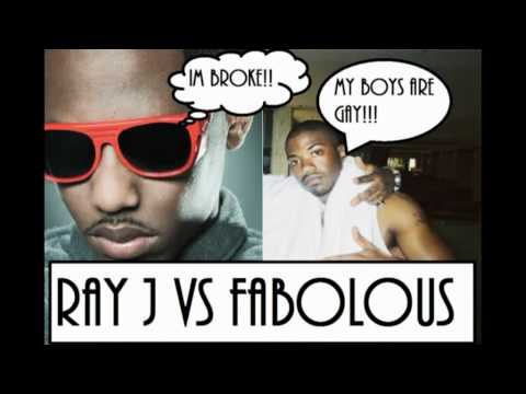 Ray J Disses  Fabolous - 'my Gay Boys Will Have Sex With  You' - Wtf!!? video