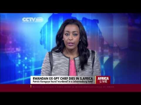Rwandan ex-spy chief dies in South Africa