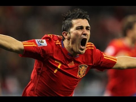David Villa vs Portugal (World Cup 2010) - Unstoppable