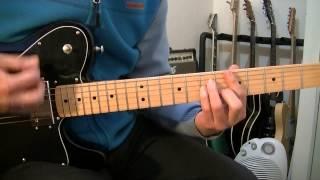 Los Prisioneros | Porque No Se Van | Guitar Cover HD
