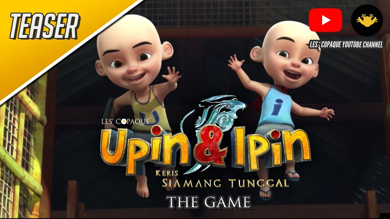 Download Gratis Upin Ipin Keris Siamang Tunggal