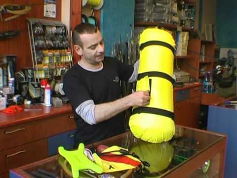 Buoy preparation part - Προετοιμασία σημαδούρας (#1/3)