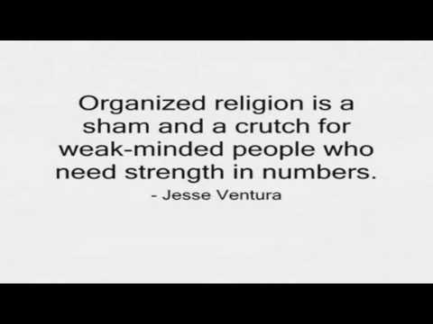 Best Short Atheist Quotes - Atheism & Religion Video