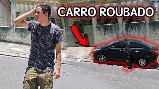 ROUBARAM O CARRO DO MEU NAMORADO! - KIDS FUN - (TROLLAGEM)