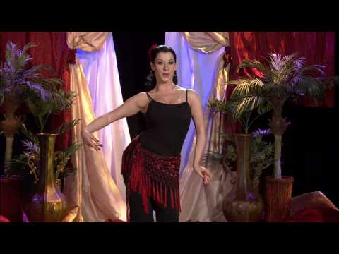 BELLYDANCE WITH SUSPIRA - BEGINNER DVD TRAILER