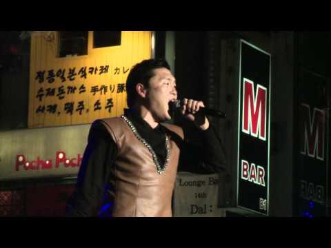 PSY's Guerilla Concert in Seoul (HongDae)