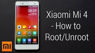 Xiaomi Mi4 - How to Root/Unroot (No loss of warranty!)