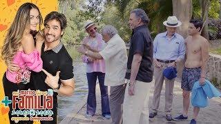 ¡Canuto se reencuentra con sus hijos! | Mi marido tiene más familia - Televisa