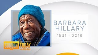 Barbara Hillary, First African American Woman To Reach The North Pole, Dies At 88 | Sunday TODAY