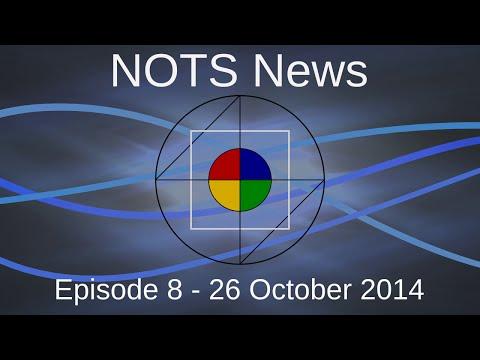 26 October 2014 - NOTS News