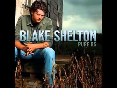 Blake Shelton All About Tonight