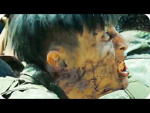TRAIN TO BUSAN UK Trailer (2016) Zombie Horror Movie