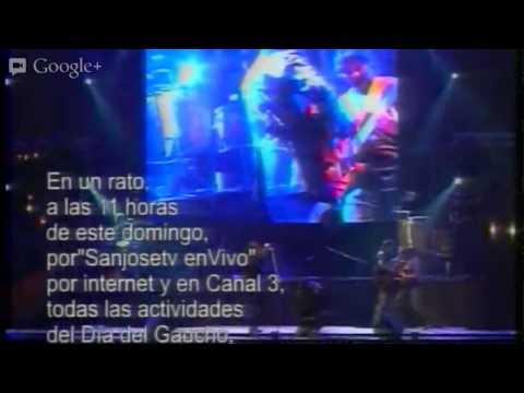 Jorge Rojas En La Fiesta Nacional Del Mate video