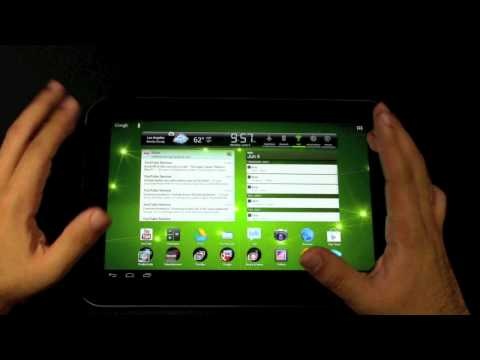 Toshiba Excite 10 Full Review