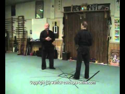 Ninjutsu Training - Skill Progression in Ninpo Taijutsu (The Ninja's Self-Defense Method) (Part 4) Image 1