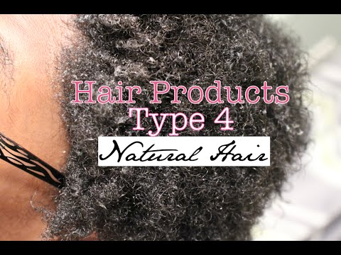 Products I've Been Using Since My Big Chop