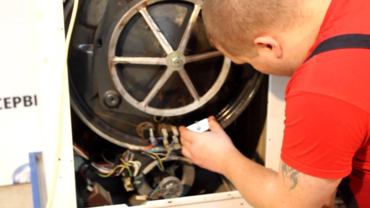 Ремонт стиральных машин как заменить подшипник ардо своими руками 75