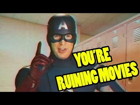 7 Ways YOU'RE Ruining Movies