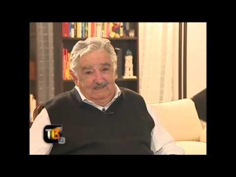 El presidente Pepe Mujica y su piropo a Monserrat Álvarez