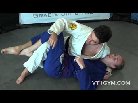 BJJ Sydney - Passing Half Guard with the 'Foot Cheat' Image 1