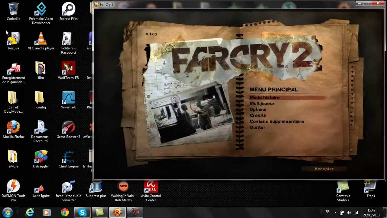 Far cry 3: deluxe edition v 104 + 1 dlc (2012) repack русский