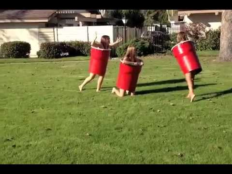 Solo Cup Costume Red Solo Cup Costume Dance