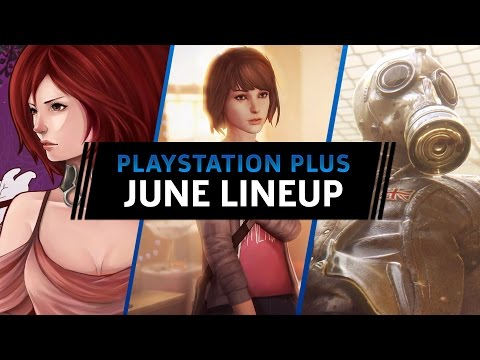 Free PlayStation Plus Games For June 2017 Revealed