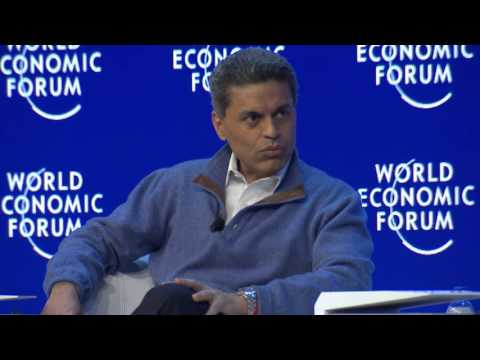 Davos 2016 - Special Conversation with Benjamin Netanyahu