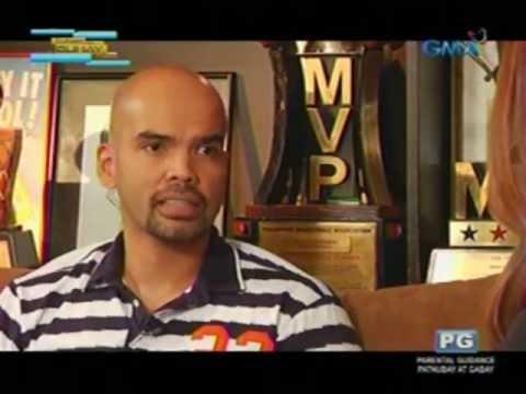 Ang kuwento ng tagumpay ni Benjie Paras sa loob at labas ng basketball court