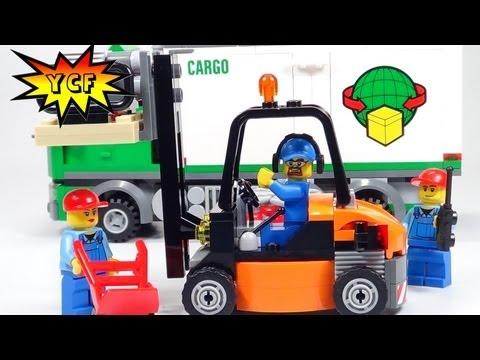 LEGO CITY Cargo Truck Review - LEGO 60020