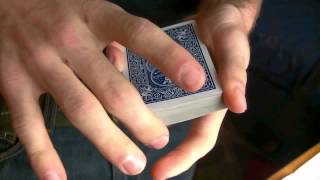 Learn Card Tricks - How to do the Ego Color Change