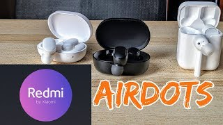 Xiaomi Redmi AirDots Unboxing And Preview \\ Are The Redmi Airdots Repackaged Xiaomi Airdots?