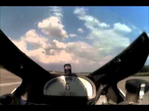 Gsxr 1000 turbo 367km/h (François Brucker)
