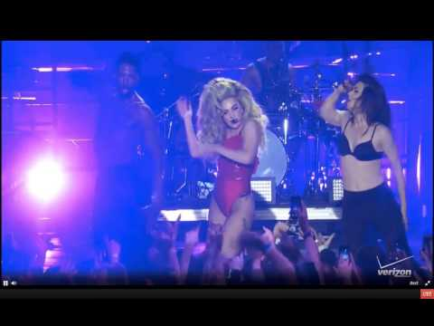 Lady Gaga - Sexxx Dreams (live At Roseland Ballroom) Last Show video