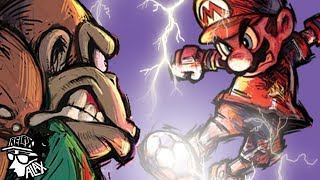 Mario Strikers - The Most EPIC Mario Game!