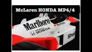 『頑張れHONDA F1』McLaren HONDA MP4/4