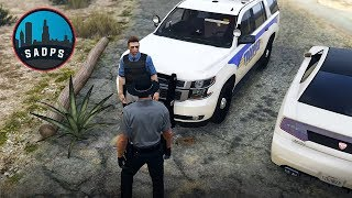 GTA 5 Roleplay | SADPS #8 - Not Sneaky Enough
