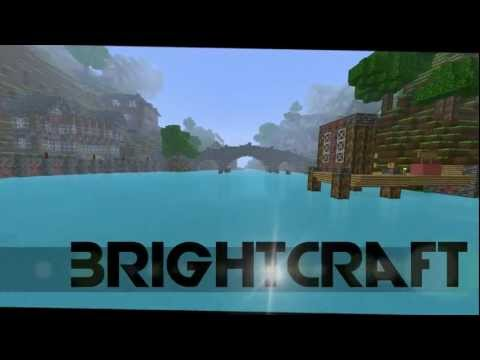 Brightcraft - MINECRAFT HD TEXTURE PACK
