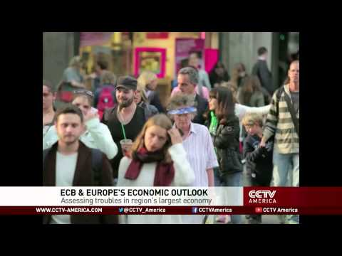 ECB cuts interest rates to stimulus Eurozone's economy