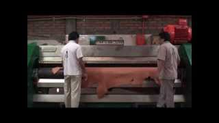 Leather Tanning Process-Chahin Tannery for Weaver Leather