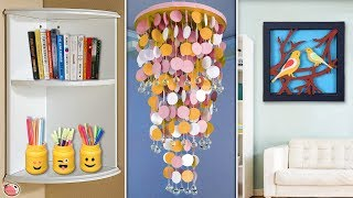 10 Simple DIY Room Decor & Organization Idea !!!