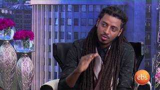 Ethiopia;- interview with Rophnan Sunday with ebs