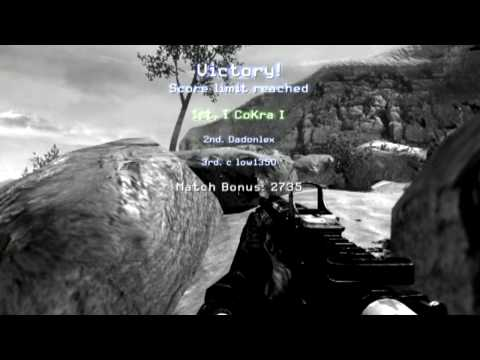 MW2 Throwing Knife Montage