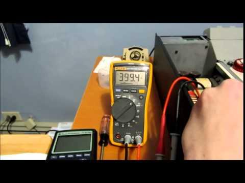 Crown CL4 (CE 4000) amplifier repair