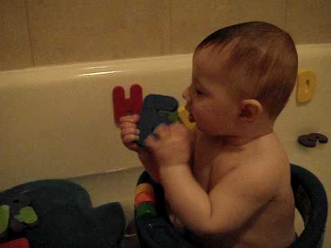 Holland's Big Boy Bath 1-15-10 video