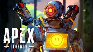 APEX LEGENDS - The Broken Machine's Chillstream | Noob Gameplay | Let's Have Some Fun