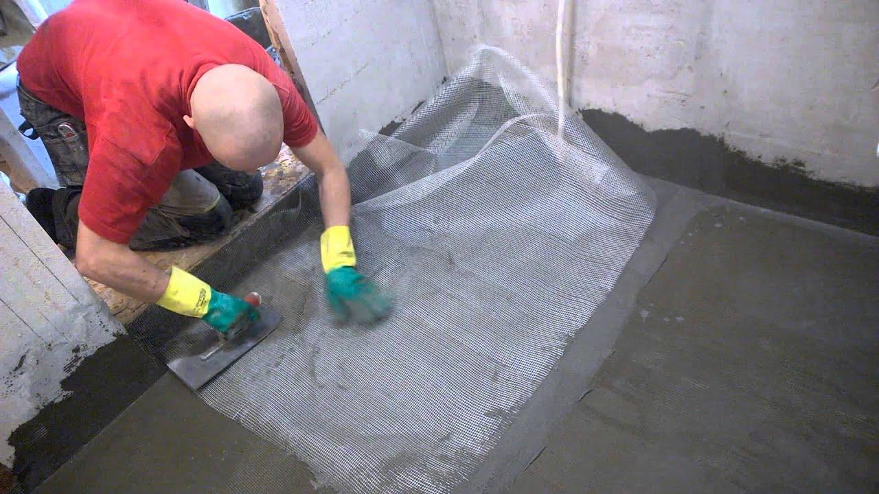 Как сделать гидроизоляцию подвала изнутри жидким стеклом